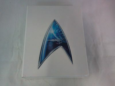 Star Trek: Original Motion Picture Collection (Blu-ray Disc, 2009, 7-Disc Set, W