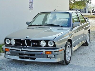 BMW : M3 E30 M3 S14 m5 m6 e36 e46 Coupe Beautiful S14 Only 69k Miles! Well Maint. Rust Free Rare Clean Title