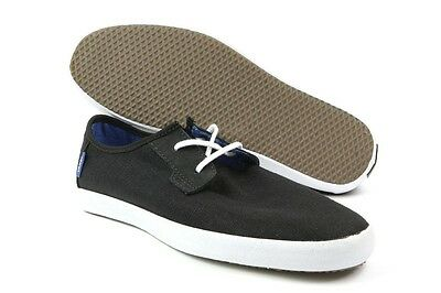 Vans Off The Wall Surf Michoacan Black White Mens Shoes Size 11.5 Sk8 NWT Skate
