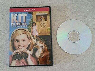 Kit Kittredge: An American Girl DVD movie Abigail Breslin great depression