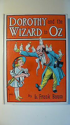 Dorothy and the Wizard in Oz - L. Frank Baum (Reilly & Lee 1960s Short Edition)