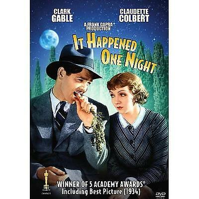 It Happened One Night (DVD, 2008, Remastered / Repackaged) - in shrink wrap