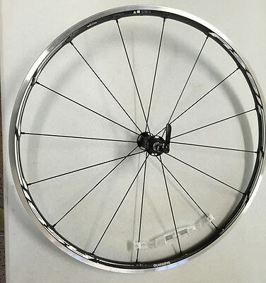 Shimano WH-RS81 Wheelset c24 Carbon Alloy 10-11 Speed, Road Bike, Racing, 700 cc