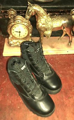 MAGNUM TACTICAL BOOTS SWAT BOOTS Law Enforcement POLICE STEALTH COMBAT BOOTS 9
