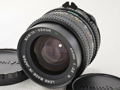 Mamiya SEKOR C 55mm F2.8 N [EXCELLENT] from Japan (3644)
