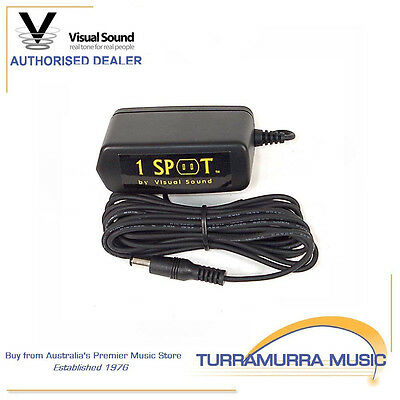 Visual Sound 1 Spot 9v Guitar Pedal Power Supply 9 Volt