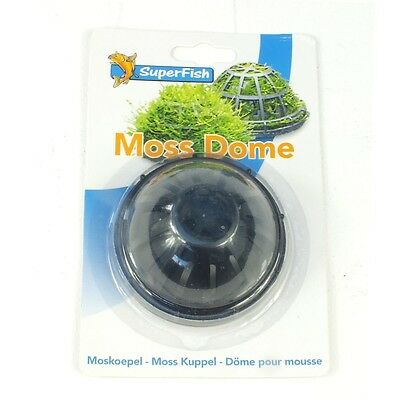 NEW Superfish Moss Dome Tropical Fish Tank Marine Discus