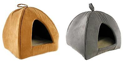 Animal Instincts Cat Igloo Pet Bed Large Or Small - Cat Kitten