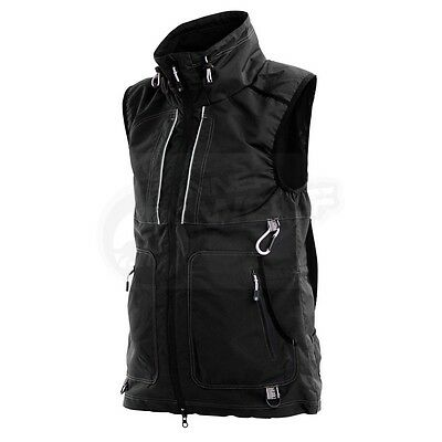 Hurtta Motivation Obedience Vest XS - XXL for Dog Handlers & Trainers Black