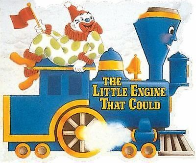 The Little Engine That Could by Watty Piper, Cristina Ong