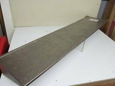 Commercial Stainless Steel SS Wall Shelf 48 x 12 Infra NSF Rated Restaurant