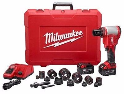 Milwaukee 2676-22 M18 FORCE LOGIC High Cap. Knockout 1/2 in. to 2 in.