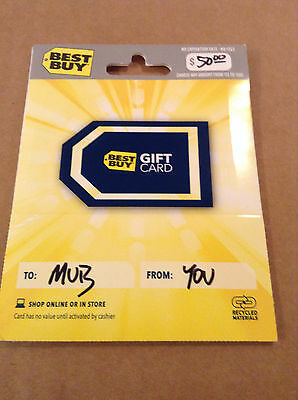 Best Buy Gift Card $50 Value