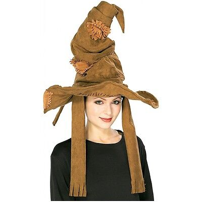 Harry Potter Sorting Hat Costume Acsy Hogwarts Party Theme Halloween Fancy Dress