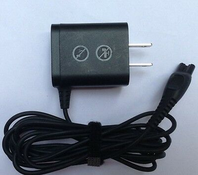 AC Adapter For Philips HQ8505 Norelco Shaver Power Supply Cord Wall Charger New