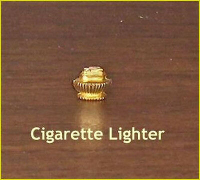 Ideal Petite Princess Dollhouse Furniture Accessory  Metal Lighter