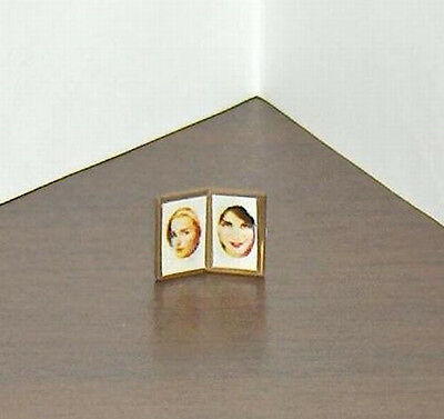Miniature Picture Frame Ideal  Petite Princess Dollhouse Accessory Item