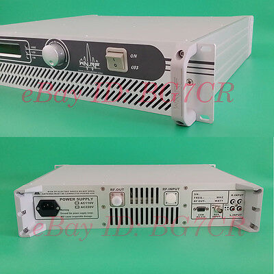 NEW 150W Professional Broadcast Radio Station FM Transmitter/exciter FMT-150A