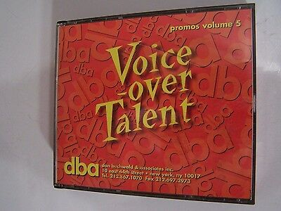 Male & Female Voice Over Talent TV & Video Promos Volume 5 Don Buchwald