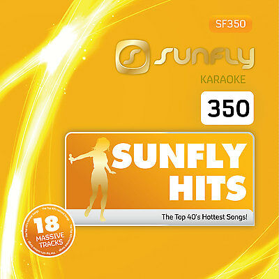 Good Sunfly Karaoke Cdg Disc Sf217 Sound & Vision April Hits 2004