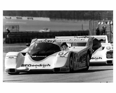1986 Porsche 962 Race Car Goodrich Camel IMSA GP Road ATL Photo Poster zca2020
