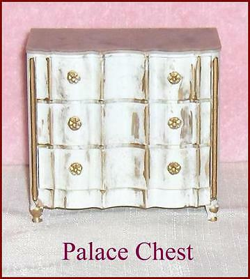 Palace Chest  Ideal Petite Princess Vintage Dollhouse Furniture