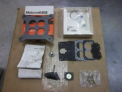 1978 Ford Lincoln Mercury Motorcraft Holley 4bbl 4160 C Carburetor Kit