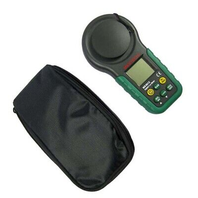 MASTECH MS6612 Pro Multi Function Luxmeter Light Meter Foot Candle Auto Range