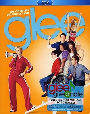 Glee: The Complete Second Season [4 Discs] (Blu-ray New)