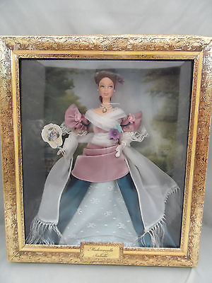 Mademoiselle Isabelle Barbie Doll Limited Edition NRFB Portrait Collection 2001