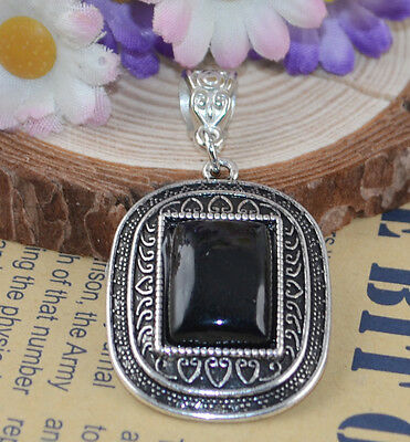 NEW Fashion Jewelry Classical hot cute Turquoise tibet silver Pendants H-2207
