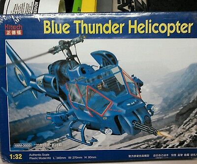 Blue thunder helicopter