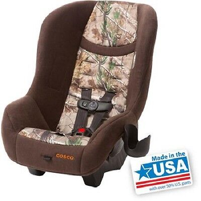 Cosco Scenera NEXT Convertible Car Seat, Realtree Baby Boy Rated Very High