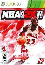 NBA 2K11 Video Game (Xbox 360, 2010)