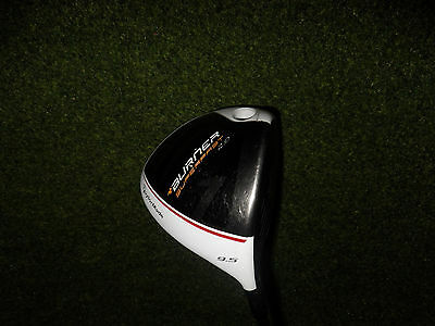 AWESOME TAYLORMADE TOUR PREFERRED TP SUPERFAST 2.0  9.5* DRIVER STIFF FLEX SHAFT