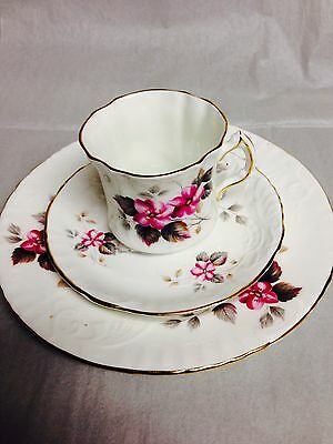 HAMMERSLEY, SPODE FINE  BONE CHINA, TEA CUP 3 PIECE SET- MADE IN ENGLAND