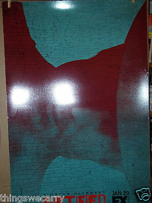 JUSTIFIED POSTER SEASON 6 ORIGINAL FX TV SHOW POSTER COOL GRAPHIC