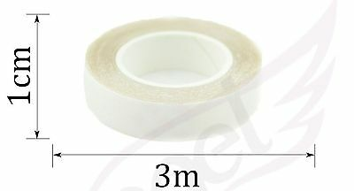 HIGH QUALITY extra STRONG Adhesive Tape SKIN WEFT Hair Extension Wig toupee Roll