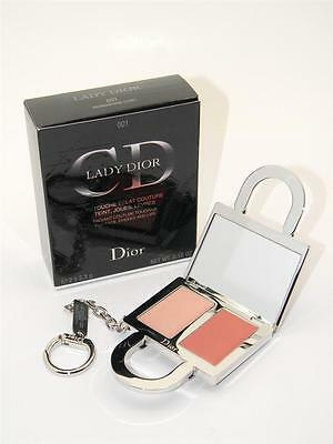 Lady Dior Radiant Couture Touch-Up For Face, Cheeks, & Lips 001 Parisienne Chic