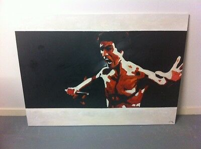 Painting - Bruce Lee (was $500)
