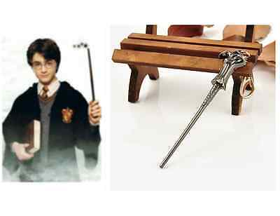 Harry Potter Voldemort Magical Wand Dumbledore Lord Cosplay keychain Keyring New