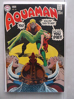 Aquaman Vol. 1 (1962-1978) #46 VF+