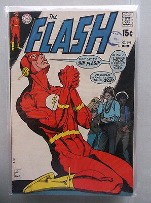 Flash Vol. 1 (1959-1985) #198 FN/VF