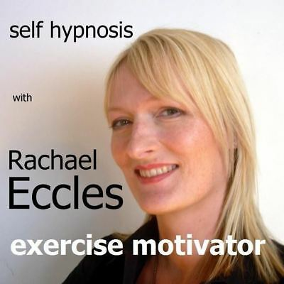 Exercise Motivation Hypnotherapy Hypnosis Rachael Eccles CD