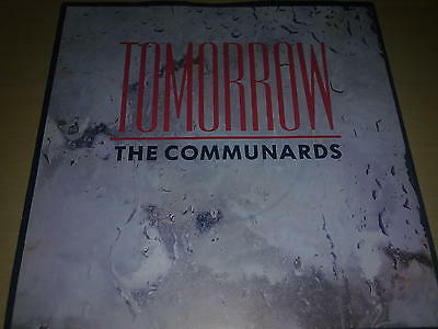 """The Communards   -  """"Tomorrow""""  7"""" (1987) EX/EX  / """"I Just Want To Let You Know"""""""