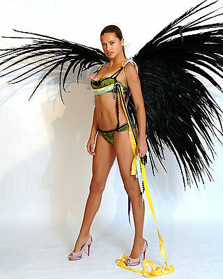 ADRIANA LIMA 8X10 PHOTO PICTURE PIC SEXY HOT CANDID 2