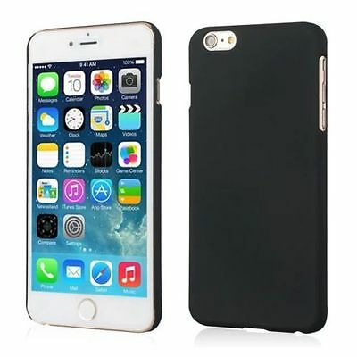 Black Premium Ultra Thin Case Cover PC Skin Hard Back For iPhone 6 4.7'' New