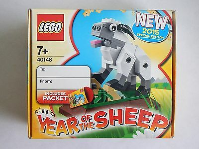 LEGO 40148 Year of the Sheep Chinese New Year - ASIAN EXCLUSIVE  ***RARE***