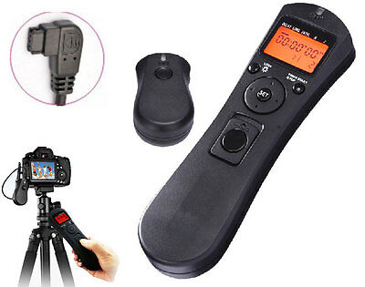 Wireless timer remote Cord S1 for Sony A560 A580 A290 A390 A450 A550 A850 A900