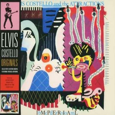 Elvis Costello and The Attractions : Imperial Bedroom CD (2007) ***NEW***